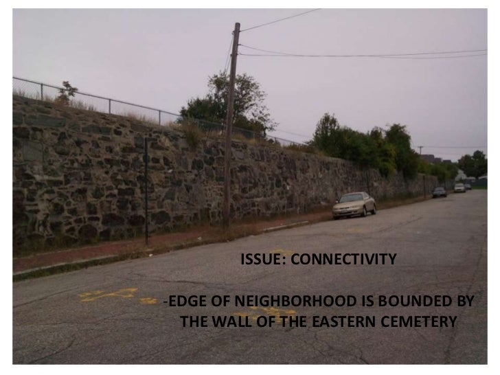 neighbourhoods and regeneration – theory, practice, issues