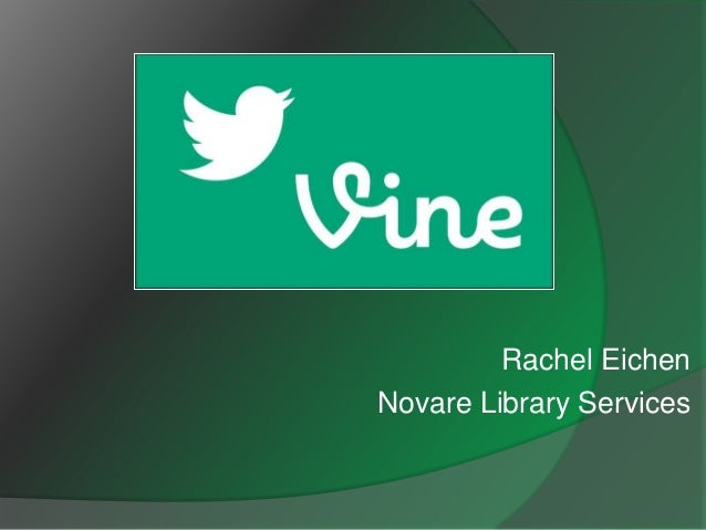 Rachel Eichen Novare Library Services