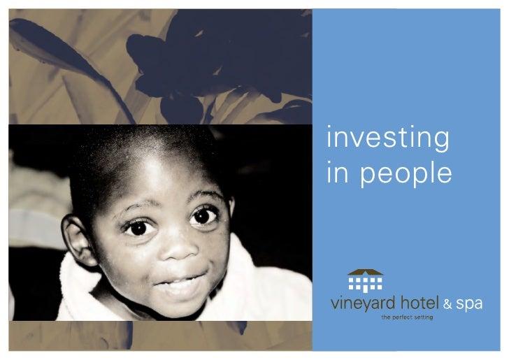 investingin people