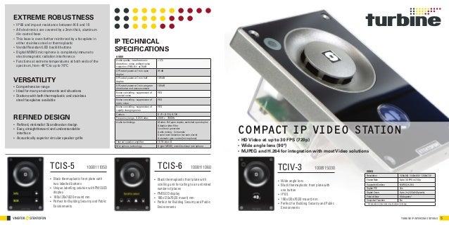 vingtor stentofon turbine ip intercom family rh slideshare net stentofon turbine compact manual