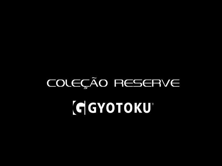 Vinheta Lançamentos Reserve 2008