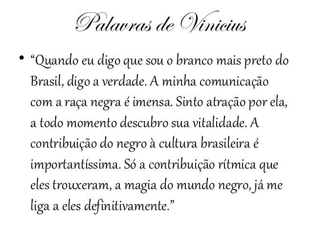 Extremamente Vinicius de Moraes - Tudo sobre vida, obra e curiosidades CD26
