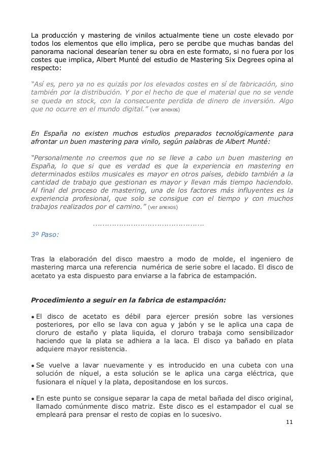 Fabrica Vinilos Espaa.Vinilo Hoy Mercado Y Situacion Social Actual En Espana