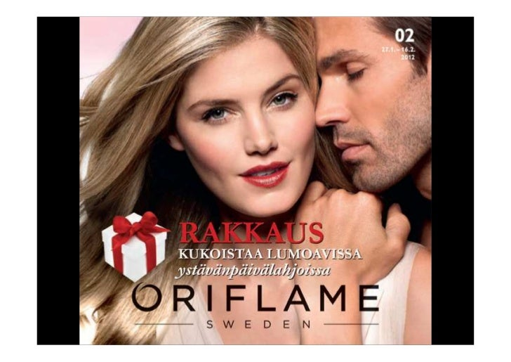 Copyright ©2011 by Oriflame Cosmetics