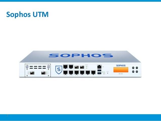 Sophos Management