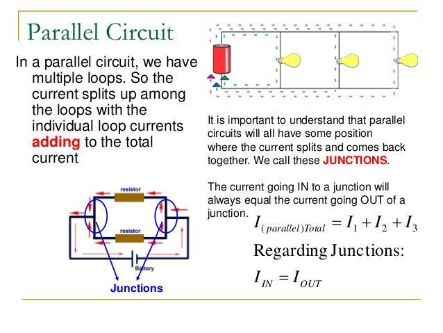 as level physics electric circuits rh slideshare net