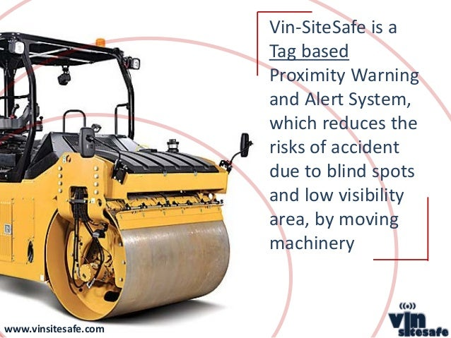 Tag Based Proximity Warning And Alert System