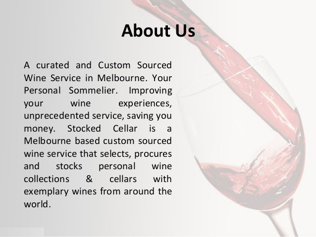 Wine Shop in Melbourne; 2.  sc 1 st  SlideShare & Vintage Cellars Melbourne - Stockedcellar