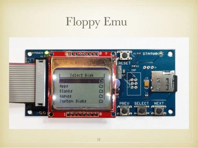 Floppy Emu 12