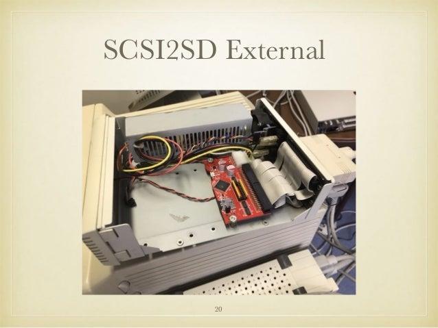20 SCSI2SD External