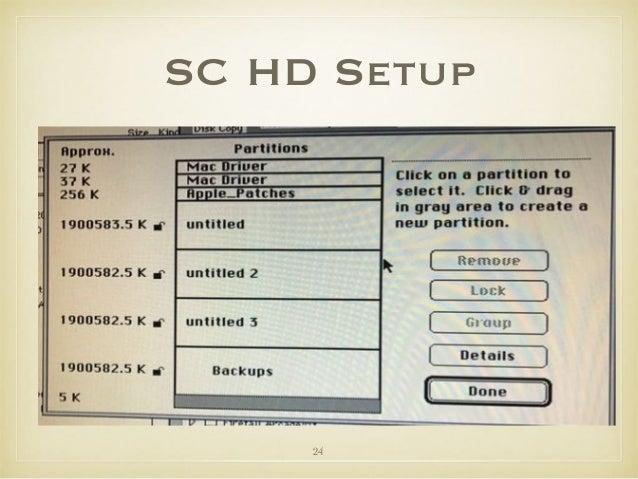 SC HD Setup 24