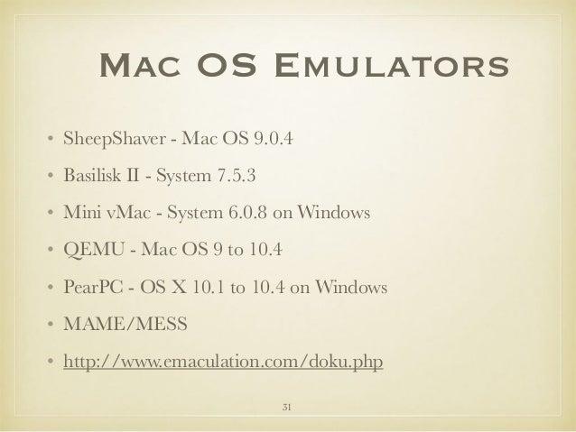 amt emulator 0.8 1 mac