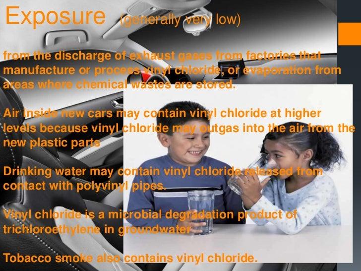 Vinyl Chloride Power Point 1
