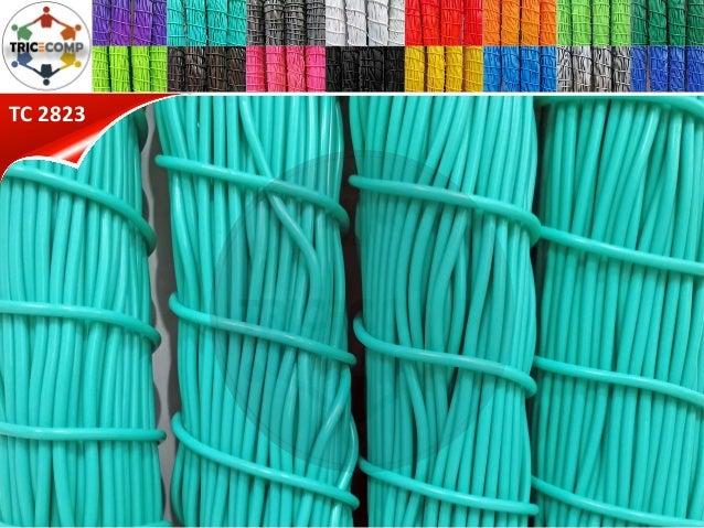 Vinyl Cord India,   PVC Cord,   Plastic Cord, Slide 3