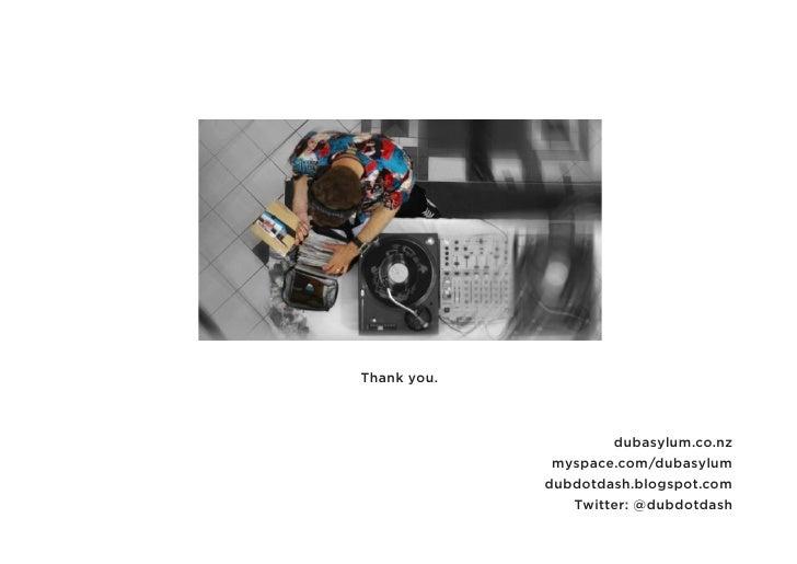 Vinyl Flashbacks-Barcamp Akld