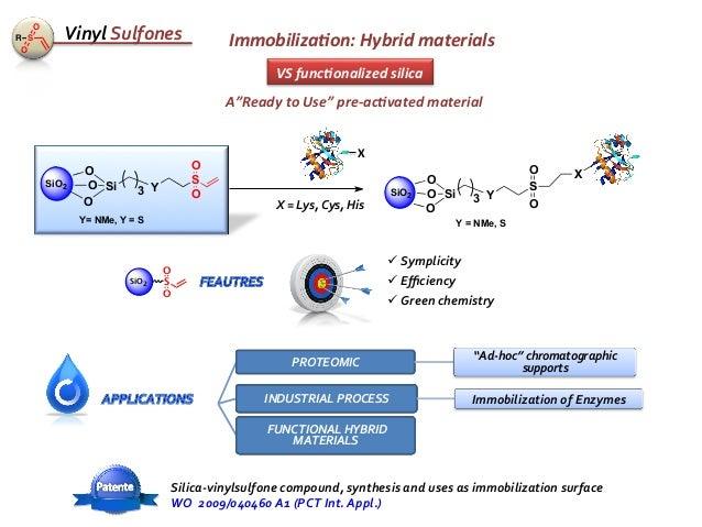 Vinyl Sulfones Click Applications In Bioconjugation The Resurgence