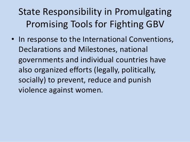 Preventive measures towards crime against women essay