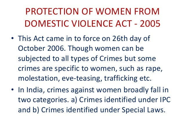 women empowerment and the laws regarding violence against women Violence against women is not unique to india,  as many personal laws in india regarding marriage,  un millennium development goals, women empowerment,.