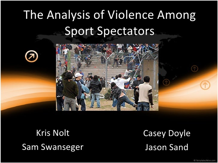 an analysis of the violence and benefits of sports How our surroundings can help or hinder active lifestyles whether it's biking to work or taking the stairs, walking the dog or parking farther away from the store, being physically active offers countless benefits.