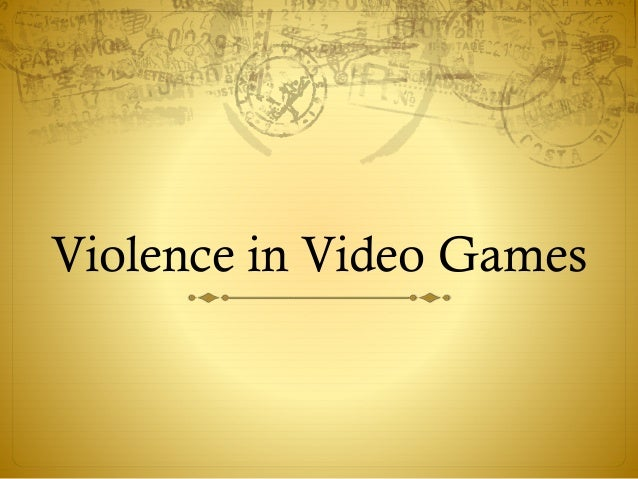 'video games involving violence or aggression Frustration with a difficult video game, not the game's violence, is what causes aggressive behavior in players read the full article here: http://www.