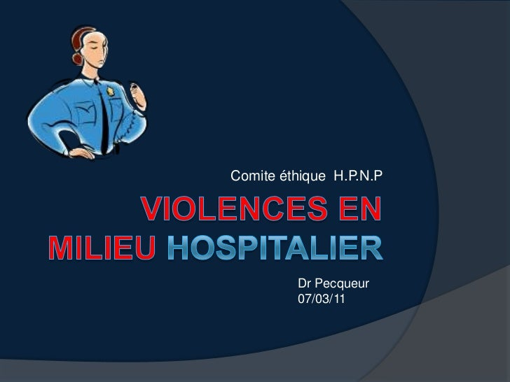 Violences hospitalieres