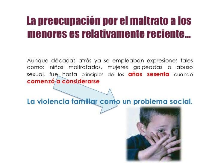 Violencia a menores en México Slide 3