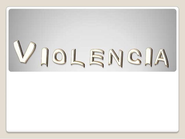  Es un comportamiento deliberado, queprovoca, daños físicos o psicológicos a otrosseres, y se asocia, con la agresión fís...