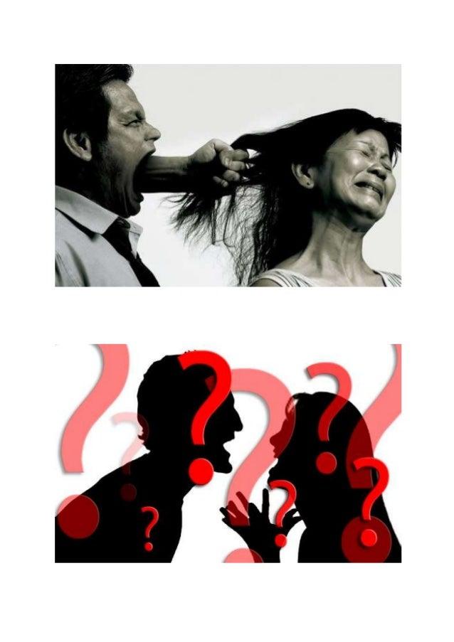 VILONCIA CONTRA LA MUJER La violencia contra la mujer presenta numerosas facetas que van desde la discriminación y el meno...