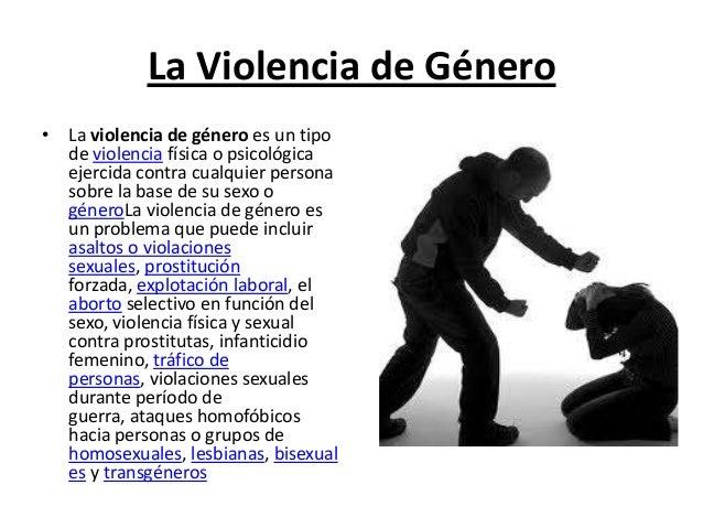 violencia de genero prostitutas prostitutas atocha