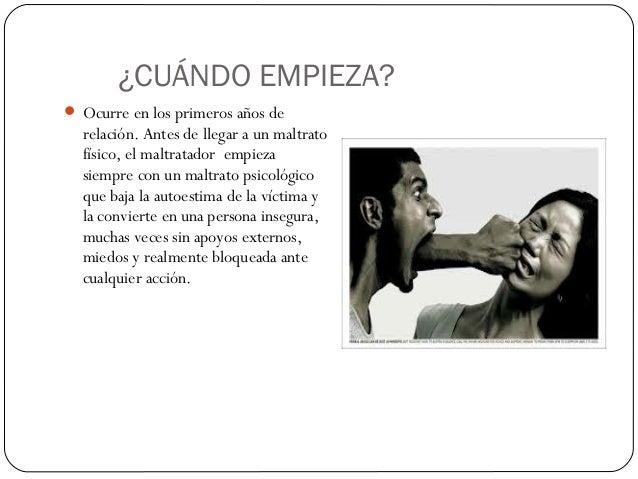 Violencia de género Slide 2