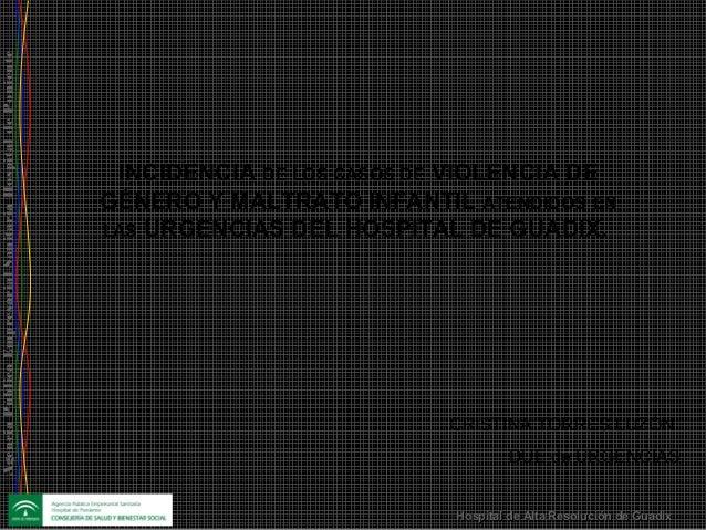 Agencia Pública Empresarial Sanitaria Hospital de Poniente                                                              IN...