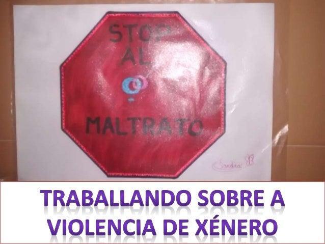 Violencia de xénero