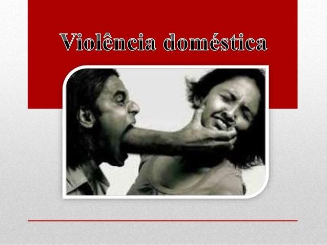  Violência doméstica é qualquer ação ou omissão de natureza criminal, entre pessoas que residam no mesmo espaço doméstico...