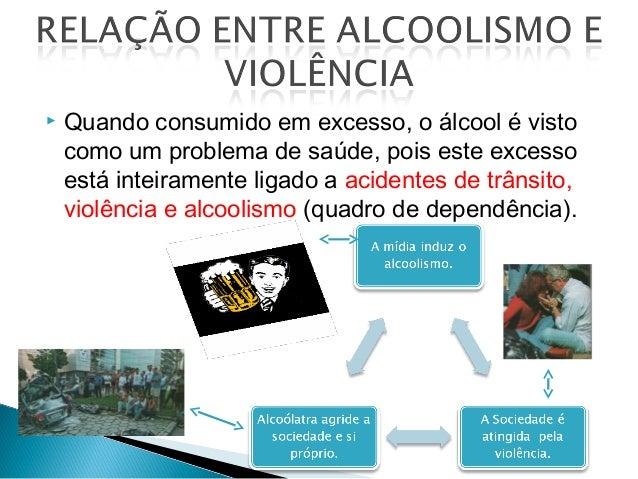 Alcoolismo de remédio de doença