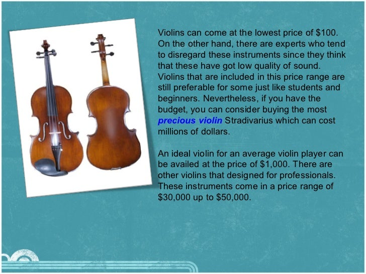 violin cost tips on investing in a violin. Black Bedroom Furniture Sets. Home Design Ideas