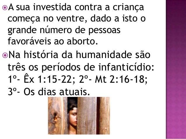 Um ofensa à Divindade —abominação: Lv 20:2-5; Lv18.21;I Rs 11.7Uma ofensa à Palavra —transgreção: Êx 20:13;21:22,23Uma ...