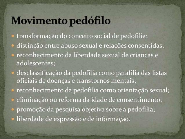  Entre 10 e 14 anos, 10,5% das notificações de violência  infantil no Brasil são sexuais, o segundo tipo, atrás  apenas d...