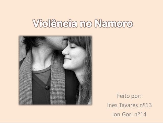 Feito por: Inês Tavares nº13 Ion Gori nº14