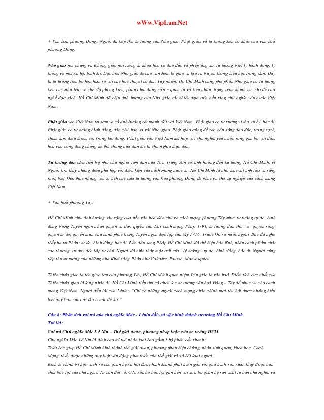 wWw.VipLam.Net + Văn hoá phương Đông: Người đã tiếp thu tư tưởng của Nho giáo, Phật giáo, và tư tưởng tiến bộ khác của văn...