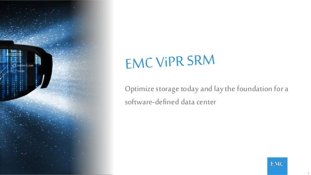 1© Copyright 2014 EMC Corporation. All rights reserved.© Copyright 2014 EMC Corporation. All rights reserved. Optimize sto...