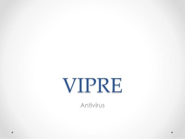 VIPRE Antivírus