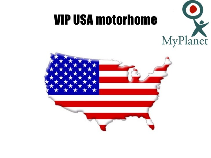 VIP USA motorhome