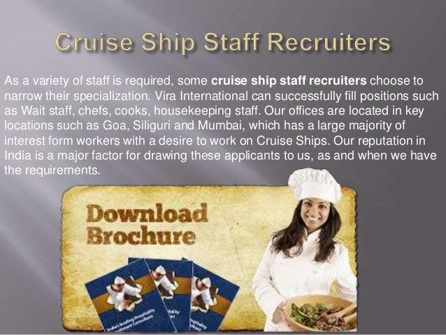 Vira International A Hospitality Recruitment Agency - Cruise ship hiring agencies