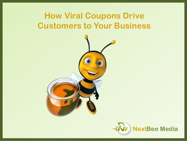 NextBee Media How Viral Coupons Drive Customers to Your Business