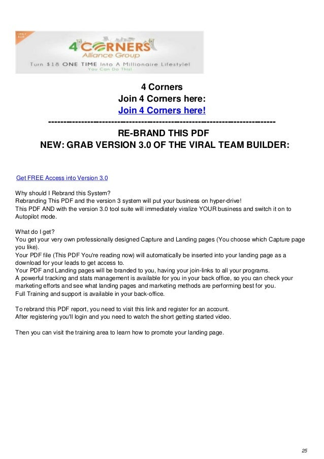 Viral PDF Pro - PDF Rebrander Software