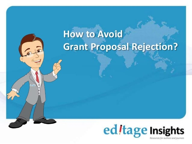 How to Avoid Grant Proposal Rejection?