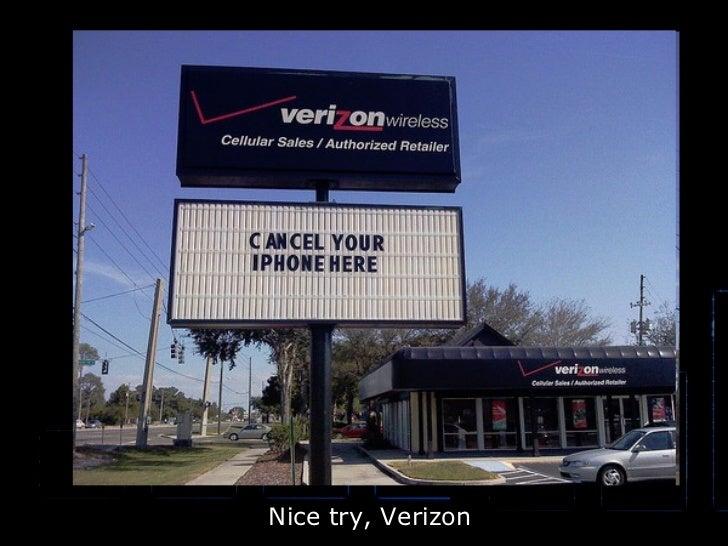 Nice try, Verizon