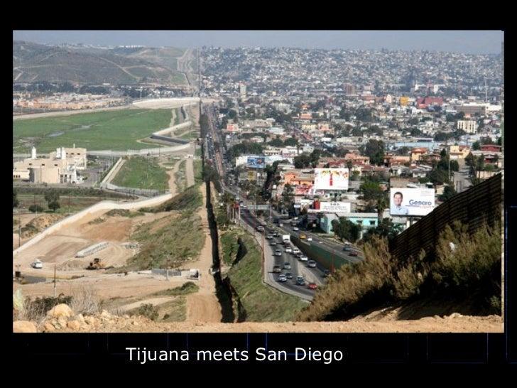 Tijuana meets San Diego