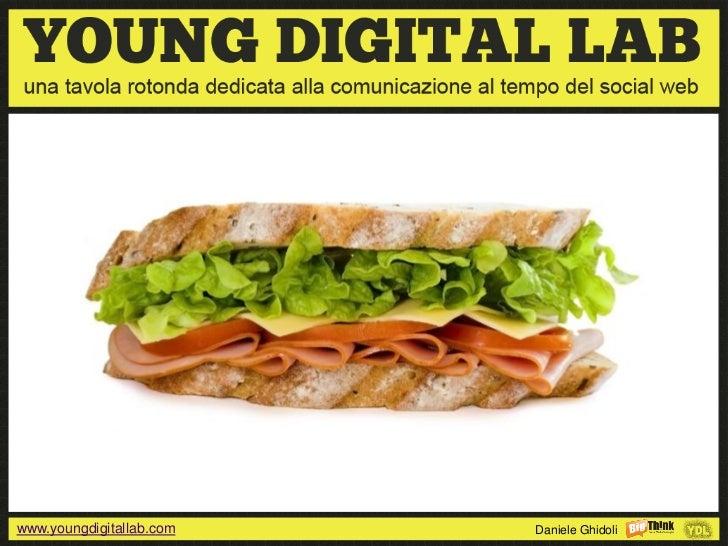 www.youngdigitallab.com   Daniele Ghidoli