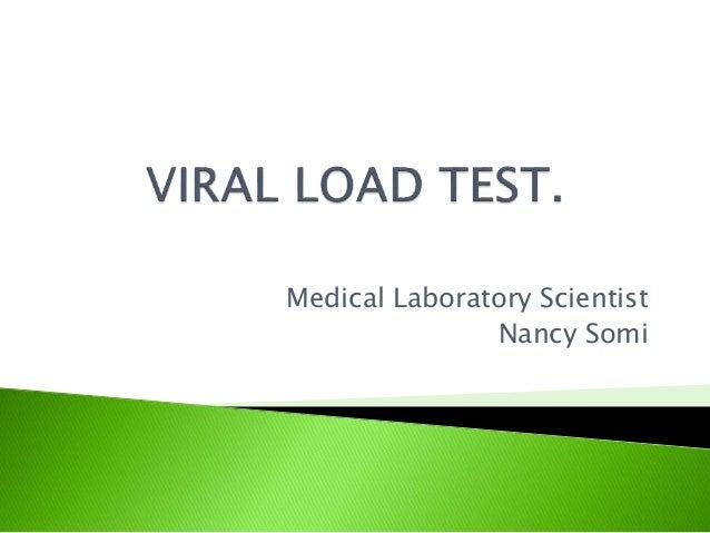 Medical Laboratory Scientist Nancy Somi